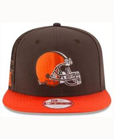New Era Kids  Cleveland Browns 2016 Sideline 9FIFTY Original Fit Cap Men -  Sports Fan Shop By Lids - Macy s. Cleveland BrownsGorras Para Hombre aa571b1bef6