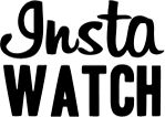 InstaWatch - cool idea for gifts, put any pic on face and choose band color to match (or not match)!