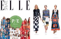 DROMe Spring Summer 2016 in Elle Italy