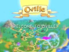 A innovative site for educational games in a virtual world for kids 3-7 yrs old.