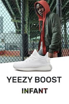 Buy The best Adidas Yeezy Boost 350 INFANT Triple / Cream White  online #sneakers #fashion #shoes #sport #men #woman #style  #adidas #yeezy #yeezyboost #yeezyinfant #TripleCreamWhite Bape Sneakers, New Sneakers, Sneakers For Sale, Shoes Online, Sneakers Fashion, Fashion Shoes, Adidas Instagram, Yeezy Boost 500