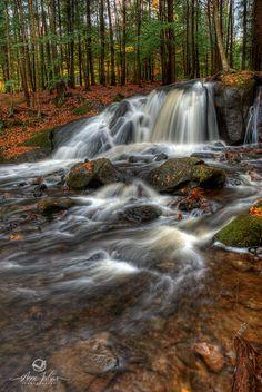 Waterfalls by Mystik-Rider on DeviantArt