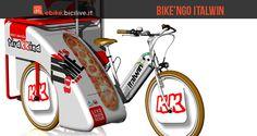 Bike'ngo di Italwin, quando la e-bike crea occupazione