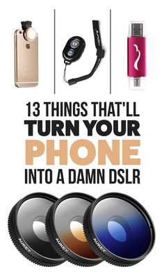13 Things That'll Make Your Phone Even Better Than A DSLR – Gossip News Line