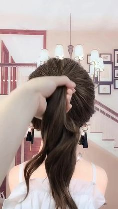 🌟Access all the Hairstyles: - Hairstyles for wedding guests - Beautiful hairstyles for school - Easy Hair Style for Long Hair - Party Hairstyles - Hairstyles tutorials for girls - Hairstyles tutorials compilation - Hairstyles for short hair - Beautif Pretty Hairstyles, Girl Hairstyles, Braided Hairstyles, Wedding Hairstyles, School Hairstyles, Hairstyles Videos, Hair Upstyles, Long Hair Video, Hair Videos