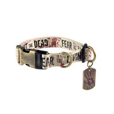 The Walking Dead Fight The Dead, Fear The Living Collar