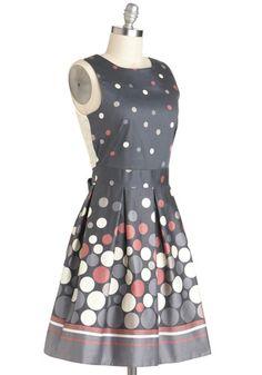 Make the Rounds Dress | Mod Retro Vintage Dresses | ModCloth.com