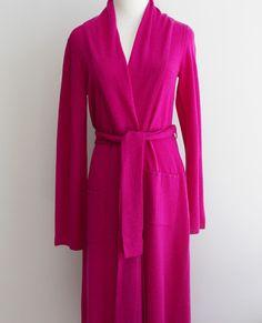 Cashmere Robe
