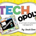 Do you LOVE playing games in your classroom? Do you LOVE when you students make smart choices? Well then TECHOPOLY is just for you!   Students can ...