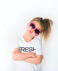 Fresh Kids' Graphic T-Shirt