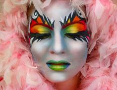 Airbrush Design by Cinema Makeup School