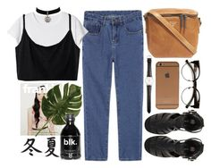 """Untitled #100"" by melissa-sze ❤ liked on Polyvore featuring Monki, Matt & Nat, INDIE HAIR, River Island, Ole Mathiesen and Othermix"