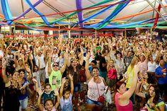 Diversas atrações estão programadas para os dias 10, 11, 12 e 13 de fevereiro, no Jardim Público de Rio Claro, na segunda edição do Carnaval da Família