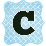 Blue_Black Letter_C