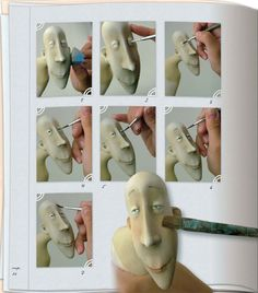 Making Paper Mache doll Tutorial