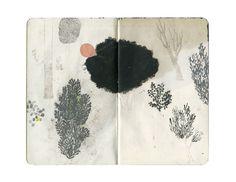 Jesus Cisneros - Дневник человека, который рисует каракули Jesus Cisneros, Art Sketchbook, Painting Prints, Book Art, Sketches, Drawings, Sketchbooks, Inspiration, Illustrations
