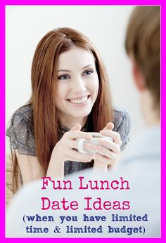 Do you like to meet up with your husband or significant other during lunch for a quick bite to eat? Instead of rushing through a fast food lunch,…