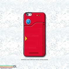 Pokedex, Pokemon inspired, Custom Phone Case for iPhone 4/4s, 5/5s, 6/6s, 6/6s+, iPod Touch 5