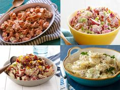 10 New Ways to Do Up Potato Salad — Summer Soiree | FN Dish – Food Network Blog