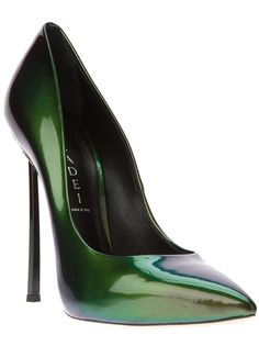 Casadei #shoes #pumps #heels irridescent