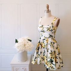 Welcome the sunshine in our Amena dress #boutique1861 #springdress #sunshine…