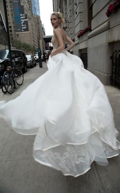 "Inbal Dror 2016 ""New York"" bridal collection"