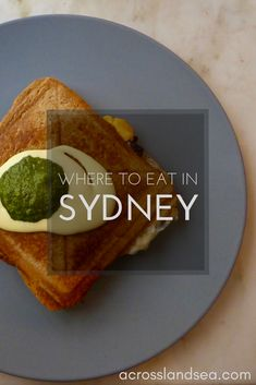 From backstreet dumpling bars to one of Australia's most awarded restaurants, we list our favourite eateries in Sydney.
