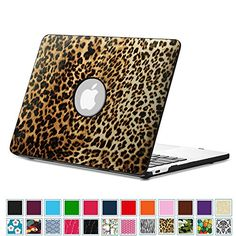 "Fintie Macbook Retina 12 Case - Premium Vegan Leather Coated Hard Shell Protective Case Cover For Apple The New Macbook 12"" With Retina Display [2015 Release], Leopard Brown - http://www.computerlaptoprepairsyork.co.uk/new-product-releases/fintie-macbook-retina-12-case-premium-vegan-leather-coated-hard-shell-protective-case-cover-for-apple-the-new-macbook-12-with-retina-display-2015-release-leopard-brown"