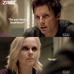 """#iZombie 1x05 """"Flight of the Living Dead"""" - Liv and Lowell"""