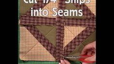 Make a Rag Quilt with the Quilt-as-You-Go Method! Want to try something new and add to your best quilts? Rag quilts are fun to make and look great!