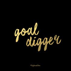 Go for the gold. #LetYourselfShine