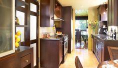 Kitchen Design for Galley Kitchen