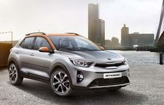 Kia Stonic 2018 Redesign SUV Signature with 3 Diverse Engines
