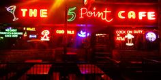The 5 Point Cafe in Seattle, WA