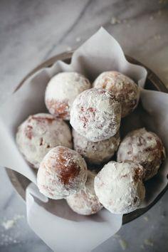 Cheddar Doughnuts
