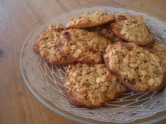 NAMI-NAMI: a food blog: Estonian desserts: Kaeraküpsised, my favourite oat cookies in the world