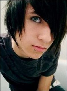 There was an Emo phase, complete with eyeliner. It was mercifully short-lived (so to speak)