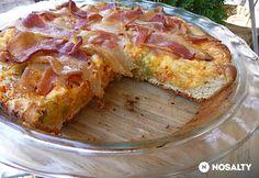 Sajtos tészta pite