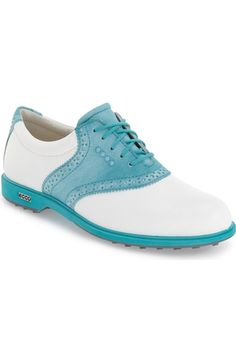 ECCO 'Classic Hybrid II' Water Resistant Golf Shoe (Women) available at #Nordstrom