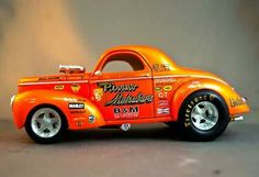 Willys race car