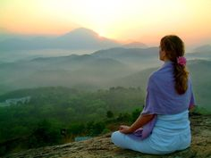 Why Meditate? meditation releases the turbulence from your mind. Can you turn off your mind when you go to sleep? In meditation you can experience a sense of deep peacefulness, courage, joy, love and compassion.