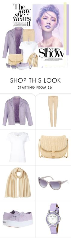 """""""fashion-and- beauty -miracles """"101"""" by fashion-and-beauty-miracles ❤ liked on Polyvore featuring SANCHEZ, P.A.R.O.S.H., 7 For All Mankind, Max 'n Chester, Deux Lux, Brunello Cucinelli, Charlotte Russe, Superga and Laura Ashley"""