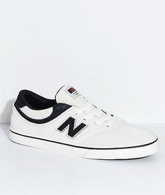 fae0ed85009 New Balance Numeric Quincy 254 Salt   Black Skate Shoes