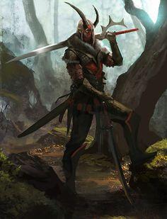 #Warrior -
