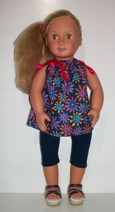 "BATTAT DOLL Our Generation 18"" Inch Blonde Hair Green Eyes  #Dolls"