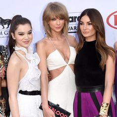 Pin for Later: A Member of Taylor Swift's Squad Explains Why Everyone Wants In