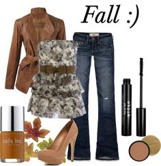 """Fall 2012"" by nayynayy1 ❤ liked on Polyvore"