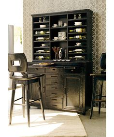 Stanley Furniture Classic Portfolio buffet