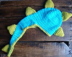 Crochet Dinosaur Hat-Baby Dinosaur Photo by hngracecollections