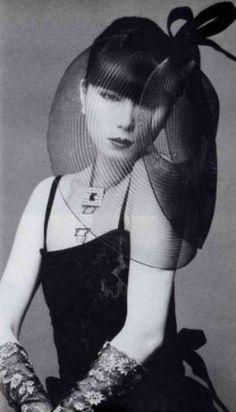 東洋人モデルとしての道を開いた、歴史に名を残す三人の日本人モデルたち。 | ギャザリー